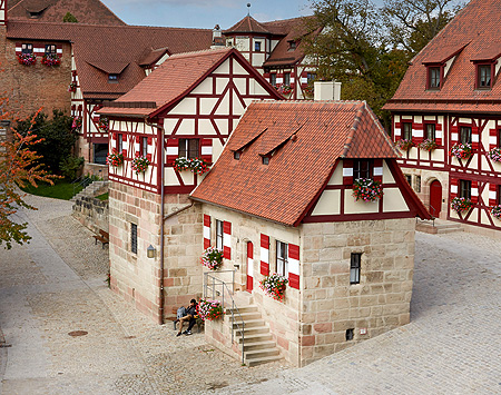 Picture: Well House with adjacent Bathhouse