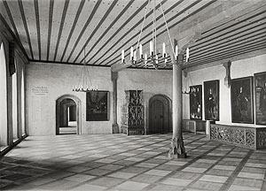 Picture: Imperial Hall after purification by Rudolf Esterer