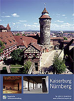 "Picture: Poster ""Imperial Castle of Nuremberg"""